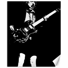 Angus Young  Canvas 16  X 20