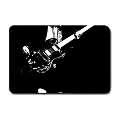 Angus Young  Small Doormat