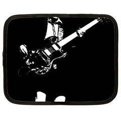 Angus Young  Netbook Case (xl)