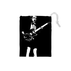 Angus Young  Drawstring Pouches (small)