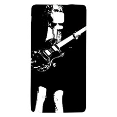 Angus Young  Galaxy Note 4 Back Case