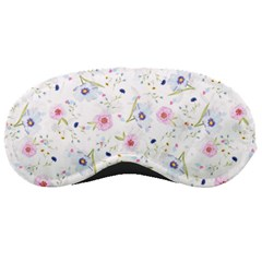 Floral Cute Girly Pattern Sleeping Masks