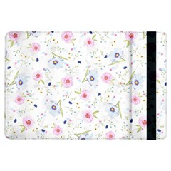 Floral Cute Girly Pattern Ipad Air Flip