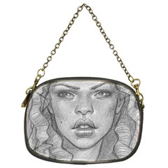 Dreaded Princess  Chain Purses (two Sides)