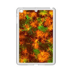 Squiggly Abstract F Ipad Mini 2 Enamel Coated Cases