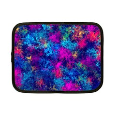 Squiggly Abstract E Netbook Case (small)