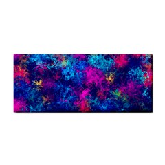 Squiggly Abstract E Cosmetic Storage Cases
