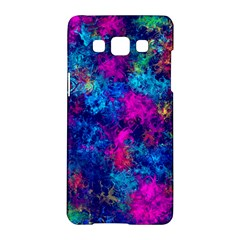 Squiggly Abstract E Samsung Galaxy A5 Hardshell Case