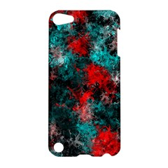 Squiggly Abstract D Apple Ipod Touch 5 Hardshell Case