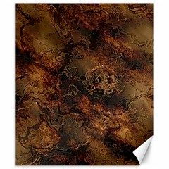 Wonderful Marbled Structure A Canvas 20  X 24