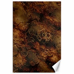 Wonderful Marbled Structure A Canvas 20  X 30