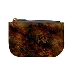 Wonderful Marbled Structure A Mini Coin Purses