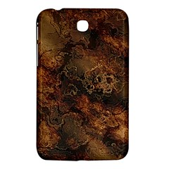 Wonderful Marbled Structure A Samsung Galaxy Tab 3 (7 ) P3200 Hardshell Case