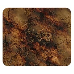 Wonderful Marbled Structure A Double Sided Flano Blanket (small)