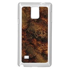 Wonderful Marbled Structure A Samsung Galaxy Note 4 Case (white)