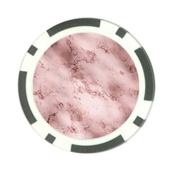 Wonderful Marbled Structure E Poker Chip Card Guard