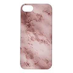 Wonderful Marbled Structure E Apple Iphone 5s/ Se Hardshell Case
