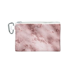 Wonderful Marbled Structure E Canvas Cosmetic Bag (s)