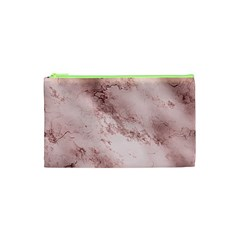Wonderful Marbled Structure E Cosmetic Bag (xs)