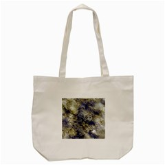 Wonderful Marbled Structure D Tote Bag (cream)
