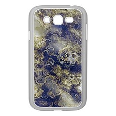 Wonderful Marbled Structure D Samsung Galaxy Grand Duos I9082 Case (white)