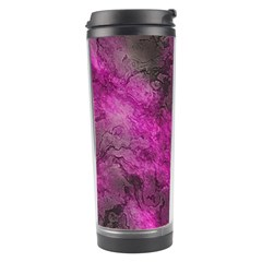 Wonderful Marbled Structure C Travel Tumbler