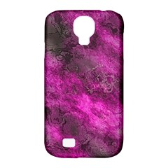 Wonderful Marbled Structure C Samsung Galaxy S4 Classic Hardshell Case (pc+silicone)