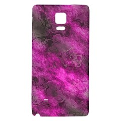 Wonderful Marbled Structure C Galaxy Note 4 Back Case