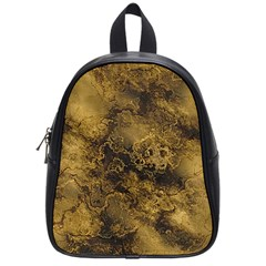 Wonderful Marbled Structure B School Bag (small)