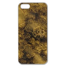 Wonderful Marbled Structure B Apple Seamless Iphone 5 Case (clear)