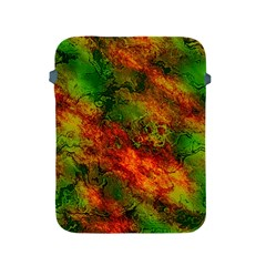 Wonderful Marbled Structure F Apple Ipad 2/3/4 Protective Soft Cases