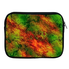 Wonderful Marbled Structure F Apple Ipad 2/3/4 Zipper Cases