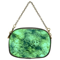Wonderful Marbled Structure I Chain Purses (one Side)