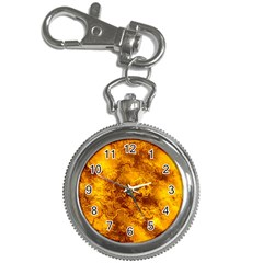 Wonderful Marbled Structure H Key Chain Watches