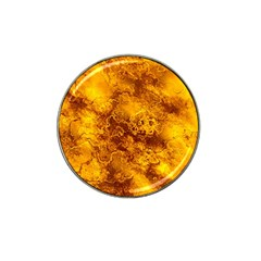 Wonderful Marbled Structure H Hat Clip Ball Marker