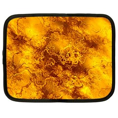 Wonderful Marbled Structure H Netbook Case (large)