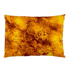 Wonderful Marbled Structure H Pillow Case