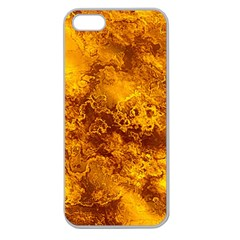 Wonderful Marbled Structure H Apple Seamless Iphone 5 Case (clear)