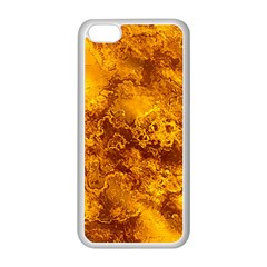 Wonderful Marbled Structure H Apple Iphone 5c Seamless Case (white)