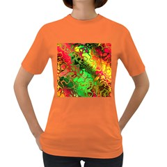 Awesome Fractal 35i Women s Dark T Shirt