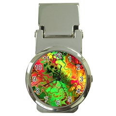 Awesome Fractal 35i Money Clip Watches