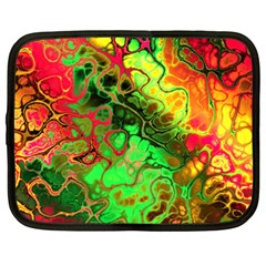 Awesome Fractal 35i Netbook Case (xxl)