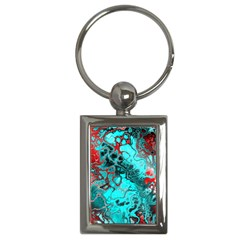 Awesome Fractal 35g Key Chains (rectangle)