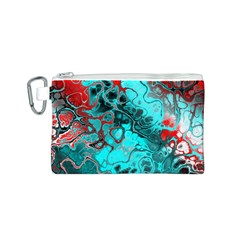 Awesome Fractal 35g Canvas Cosmetic Bag (s)