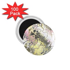 Awesome Fractal 35h 1 75  Magnets (100 Pack)