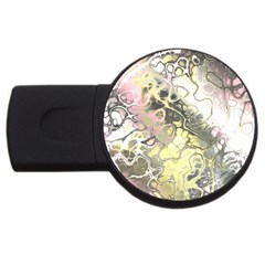 Awesome Fractal 35h Usb Flash Drive Round (4 Gb)
