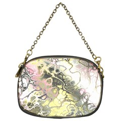 Awesome Fractal 35h Chain Purses (one Side)