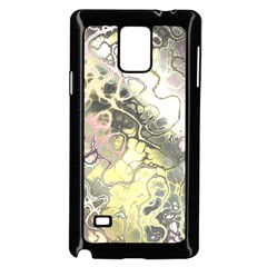 Awesome Fractal 35h Samsung Galaxy Note 4 Case (black)