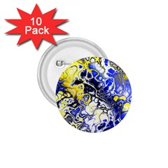 Awesome Fractal 35a 1 75  Buttons (10 Pack)