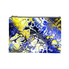 Awesome Fractal 35a Cosmetic Bag (large)